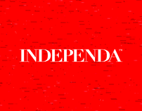 Independa Architecture Studio Identity Design