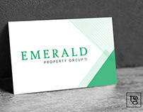 Emerald Property Group Logo & Identity