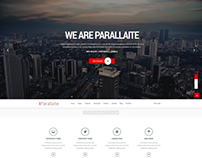 Parallaite - Responsive Multipurpose Joomla Template