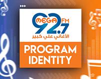 Mega FM Program Identity