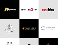 Logofolio 02 (логотипы)