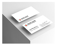 WHITE - BUSINESS CARD