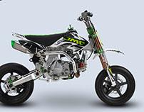 JMC 160 PRO 2016 design