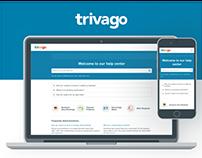 trivago's Help Center - UX/UI Design