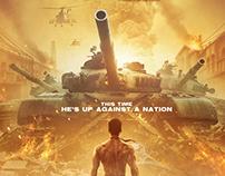 BAAGHI 3 teaser poster