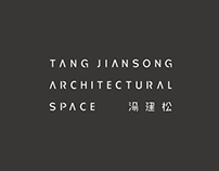 Tang JianSong Architectural Space VIS / 湯建松建築空間視覺識別