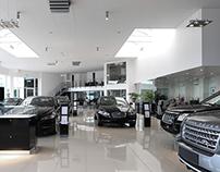 Jaguar Land-Rover Waterloo