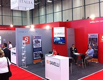ITALIAN TRADE AGENCY ANKIROS EXHIBITION STAND
