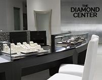 INTERIOR DESIGN- AWARD: Diamond Center-Leslie McGwire
