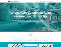 Site Institucional - DocTools