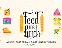 Feed Me Lunch - header