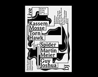 Kassem Mosse & Torn Hawk
