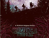 Stranger Things - Poster Posse