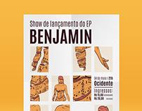 EP da Banda Benjamin