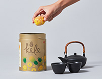 Kele Pineapple Tarts Packaging