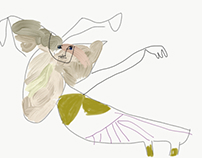Vogel und Tanz