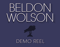 Beldon Wolson Motion Demo Reel