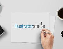 Illustrator Steve Logo