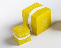 Metric Butter