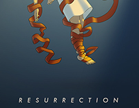 Resurrection pt. 2 (Poster)