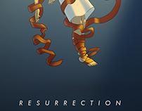 Resurrection pt. 2 (Poster)