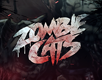 Zombie Cats - Motion GFX Youtube
