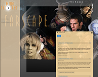 Action*Farscape! Marketing Site