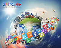 Zong 4G Campaign