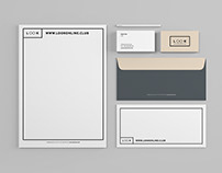 Look - Brand and UI Design