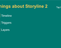 3 Things About Storyline