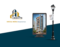 Heights Real Estate - Social Media