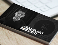 Jason Rault • Branding