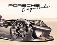 Porsche Exquisite - Master Thesis