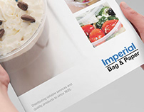 Imperial Bag & Paper product catalogs