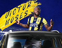 AVIS Fenerbahçe Mazagine