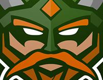 Team Logo: Viking // Self-Directed Study