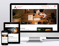 AllAroundCorp Wordpress Theme
