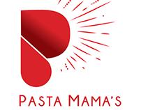 Pasta Mama Logo Concepts
