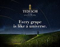 Amarone Tedeschi per il Vinitaly 2016