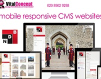 Professional Website Design Services in London