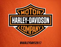Mapa Harley Days