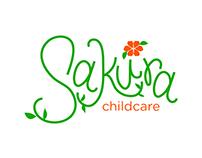 Sakura Childcare Logo