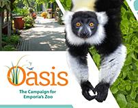 David Traylor Zoo of Emporia Capital Campaign