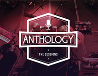 Anthology Music Event Logo Presentation