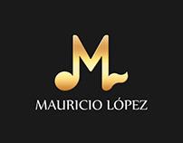 MAURICIO LÓPEZ // IDENTIDAD VISUAL