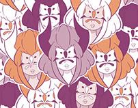Dragon Girl Sticker