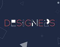 WE ARE DESIGNERS