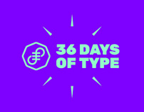 Jesse Pyysalo ✖ 36 Days of Type 2017