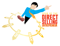 Year of the Direct Selling Entrepreneur - DSAP
