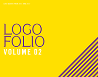 Logofolio Volume 02 - 2016/2017